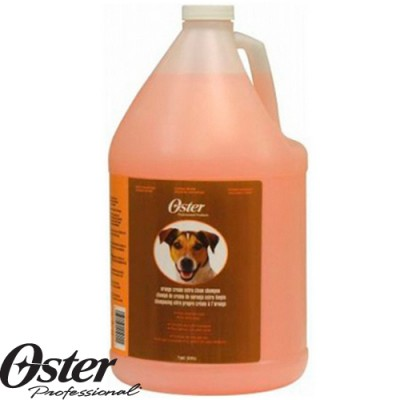 Oster Orange Cream Extra Clean Shampoo 3,8 л