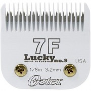Oster Lucky No 9 Cat Blade Size 7F для 97, A6, Golden A5, Power Max, Power Pro Ultra