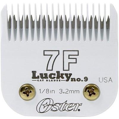 Oster Lucky No 9 Cat Blade Size 7F для 97, A6, Golden A5, Power Max, Power Pro Ultra