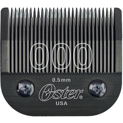 Oster Blade Size 000R для Oster 97, A6, Golden A5, Power Max, Power Pro Ultra