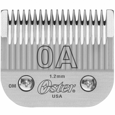 Oster Blade Size 0A для Oster 97, A6, Golden A5, Power Max, Power Pro Ultra