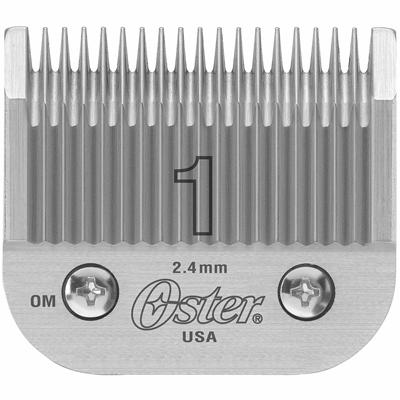 Oster Blade Size 1 для Oster 97, A6, Golden A5, Power Max, Power Pro Ultra