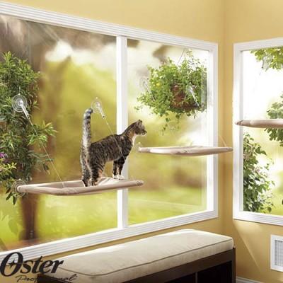 Oster Sunny Seat наоконная подушка для кошек