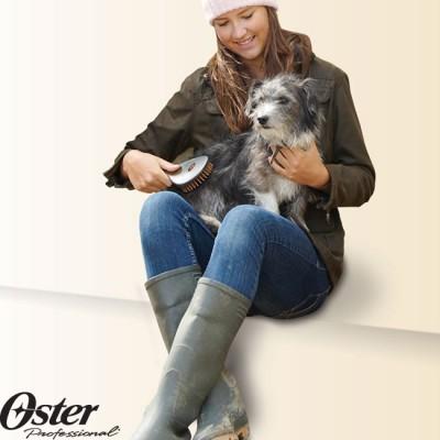 Oster Premium большая щетка с пластиковой щетиной