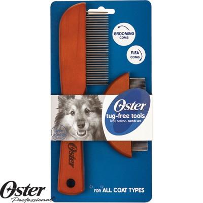 Oster Tug-Free Tools набор расчесок для животных