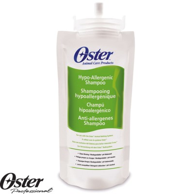 Oster Hypo-Allergenic Shampoo 1 Pack