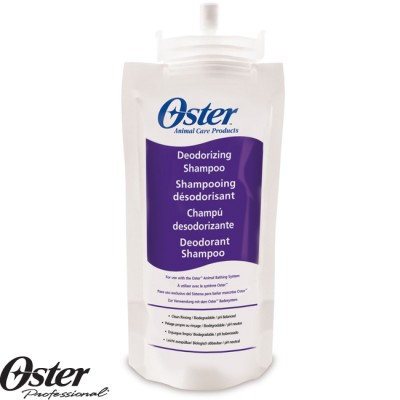 Oster Deodorizing Shampoo 1 Pack