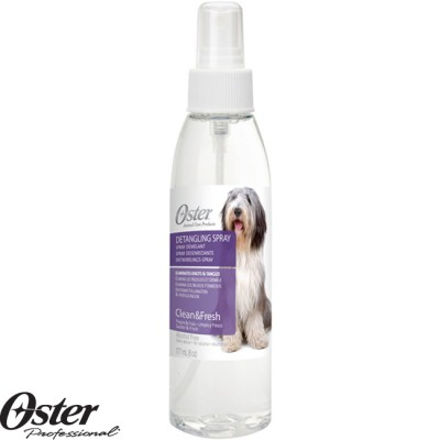 Oster Clean and Fresh Detangling Spray 177 мл